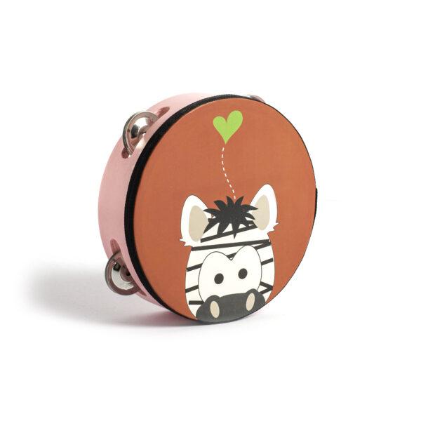 Tambourine Zebra