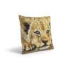 Lion Cub Cushion
