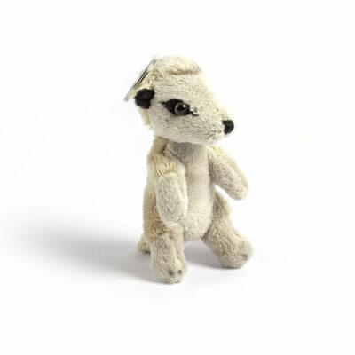 Meerkat Plush Keyring
