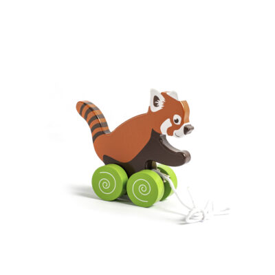 Pull Red Panda