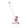 Push Flamingo