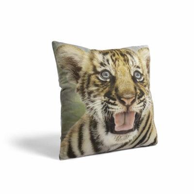 Tiger Cub Cushion