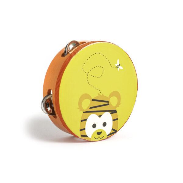 Tambourine Tiger