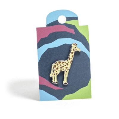 Giraffe Badge