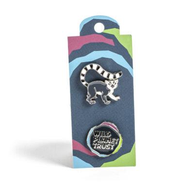 Lemur Badge