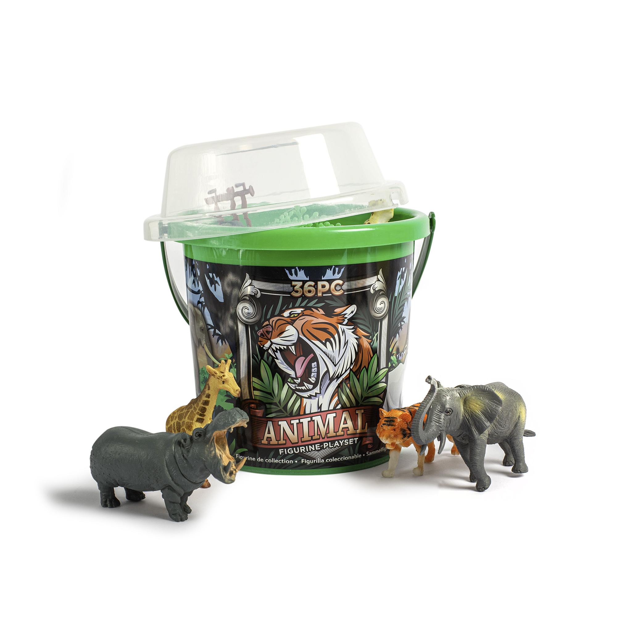 Safari Bucket