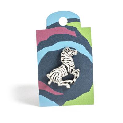 Zebra Badge